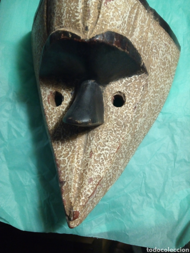 Arte: Mascara étnica africana. - Foto 3 - 143084465