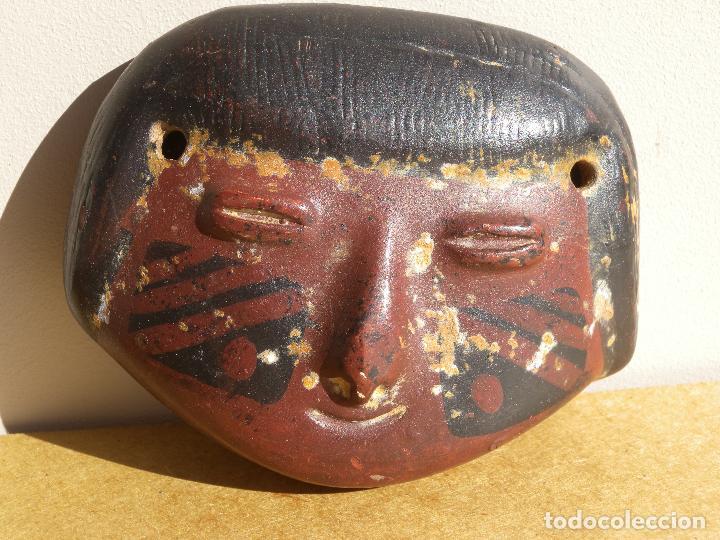 MASCARA (Arte - Étnico - América)