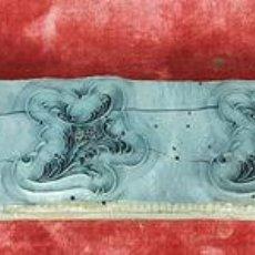 Arte: TAMPÓN BATIK PARA EL ESTAMPADO DE TEJIDOS. MADERA Y METAL. INDIA. SIGLO XIX-XX.. Lote 144322782