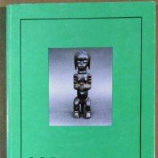 Arte: PIERRE FONTAINE, ARTE NEGRO. LOS PUEBLOS DE ÁFRICA, FUNDACIÓN CRISTÓBAL GABARRÓN. SALAMANCA, 1996. Lote 145364430