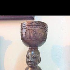 Arte: TALLA AFRICANA. Lote 147879818
