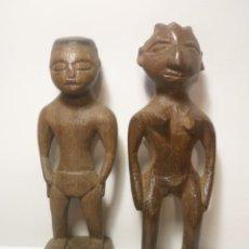 Arte: ARTE ETNICO AFRICANO. FETICHES FERTILIDAD. EWE – FON. TOGO,GHANA Y BENÍN. ÁFRICA.. Lote 147988950