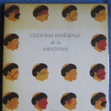 Arte: CULTURAS INDÍGENAS DE LA AMAZONIA. 5º CENTENARIO. Lote 148174562