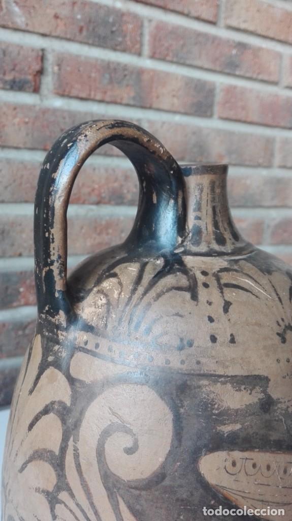 Arte: Lekythos de cerámica griega de la Magna Grecia S. IV a.C. - Foto 6 - 149829662