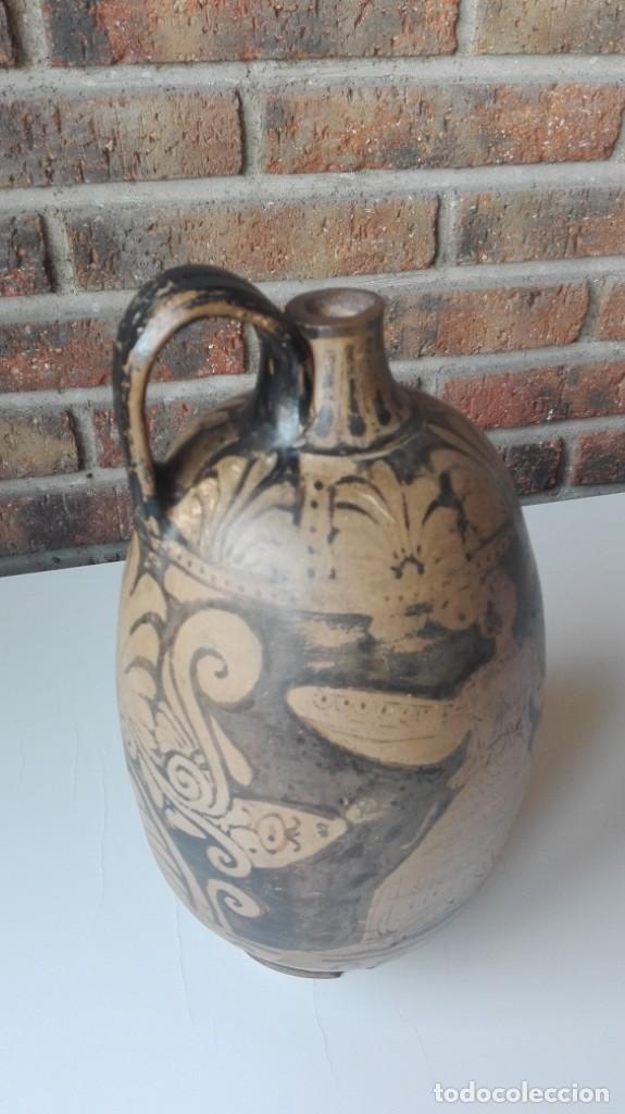 Arte: Lekythos de cerámica griega de la Magna Grecia S. IV a.C. - Foto 7 - 149829662