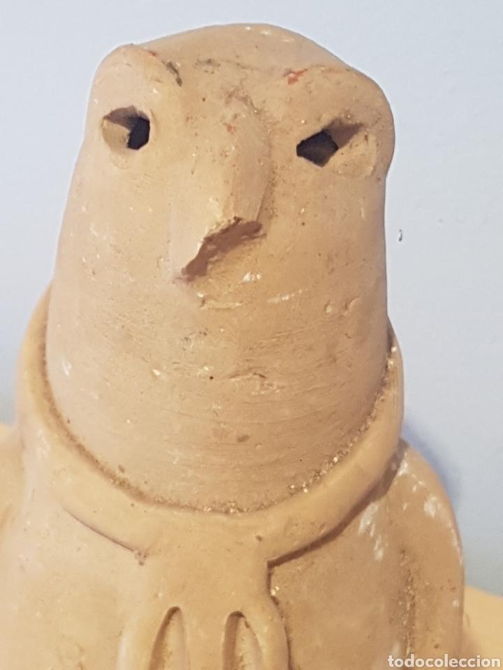 Arte: Figuras de cerámica Ibiza Cultura Púnica hombre y mujer - Foto 5 - 151614016