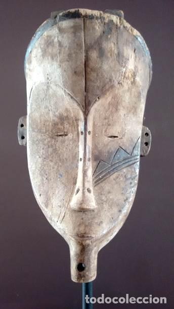 MÁSCARA FANG (GUÍNEA ECUATORIAL) (Arte - Étnico - África)