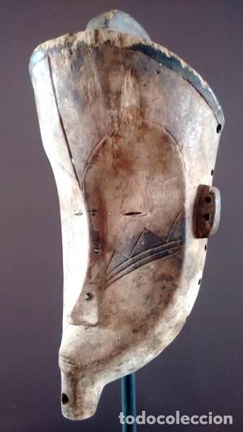 Arte: Máscara Fang (Guínea Ecuatorial) - Foto 4 - 151615986
