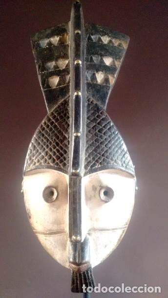 MÁSCARA BWA MOSSI (BURKINA FASO) (Arte - Étnico - África)