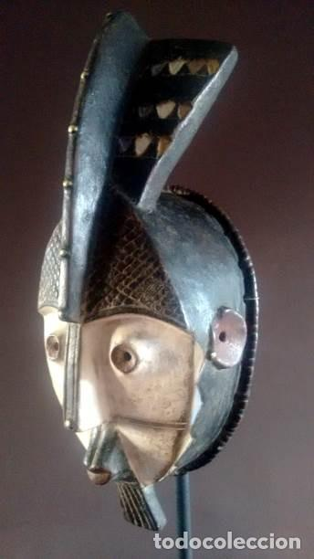 Arte: Máscara Bwa Mossi (Burkina Faso) - Foto 3 - 151621158