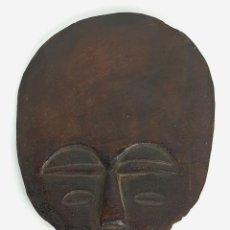 Arte: MUÑECA AFRICANA DE LA FERTILIDAD. MADERA AFRICANA TALLADA. SIGLO XIX-XX. . Lote 153659178