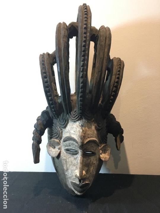 MASCARA (Arte - Étnico - África)