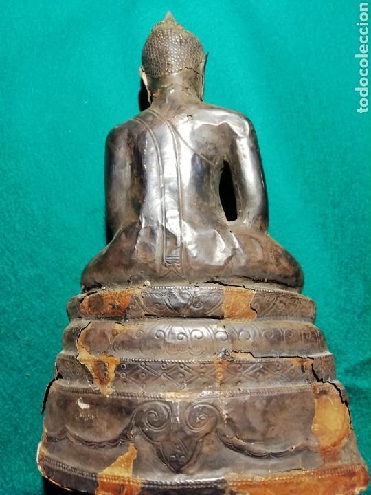 Arte: Buda de plata S XVIII - Foto 3 - 34174277