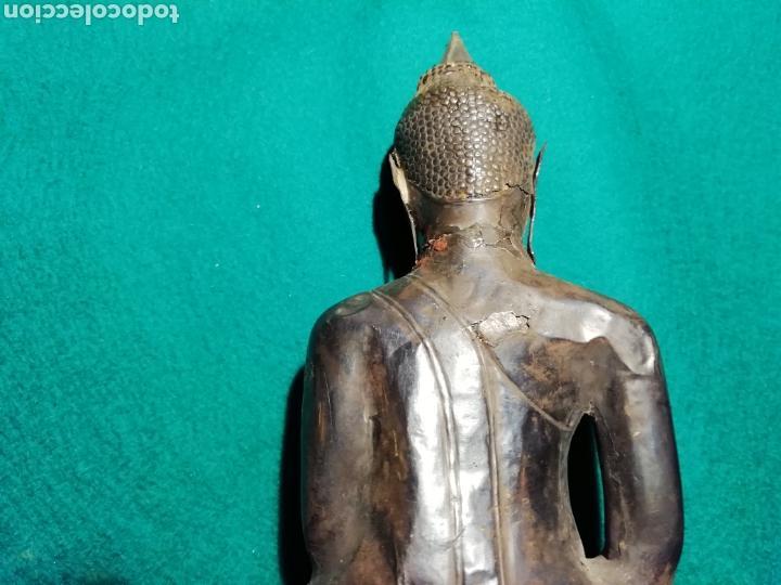 Arte: Buda de plata S XVIII - Foto 4 - 34174277