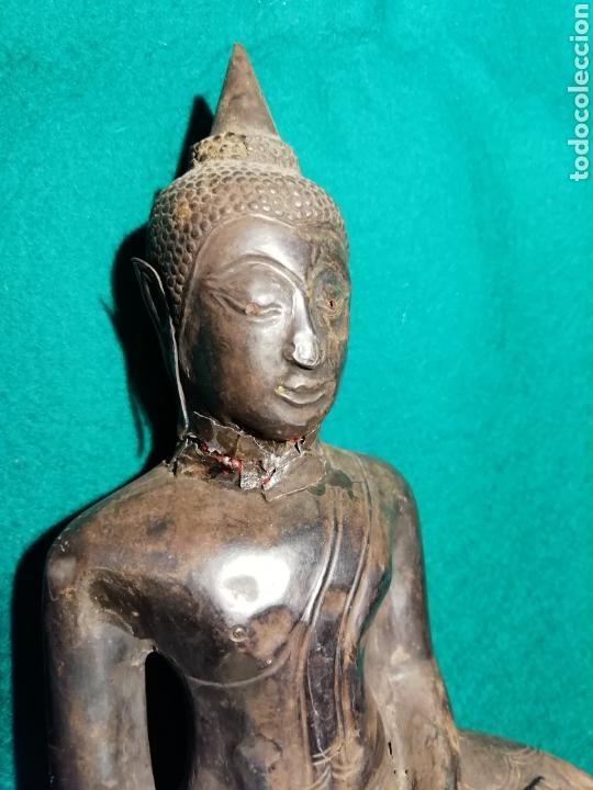 Arte: Buda de plata S XVIII - Foto 6 - 34174277