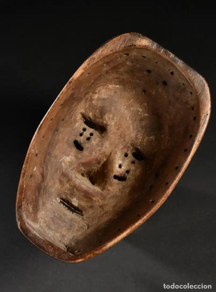 Arte: Arte Africano. Importante procedencia. Máscara BETE N´GRÉ o GLÉ. Costa de Marfil. - Foto 10 - 155964862