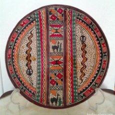 Arte: PLATO PERUANO. Lote 157018354