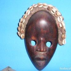 Arte: MÁSCARA AFRICANA, ARTE TRIBAL. Lote 157805666