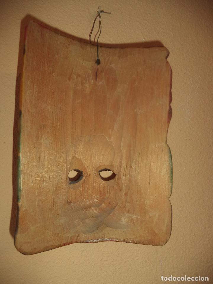 Arte: Arte etnico Mascara y objeto musical Sudamericano - Foto 8 - 160417374