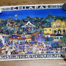 Arte: CHIAPAS. MEJICO. MEXICO. SUBCOMANDANTE MARCOS. ZAPATISTA.. Lote 162324938