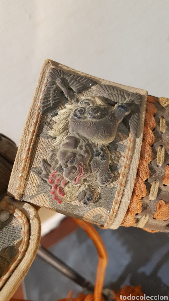 Arte: Tocado samurai S.XIX - Foto 4 - 164611600