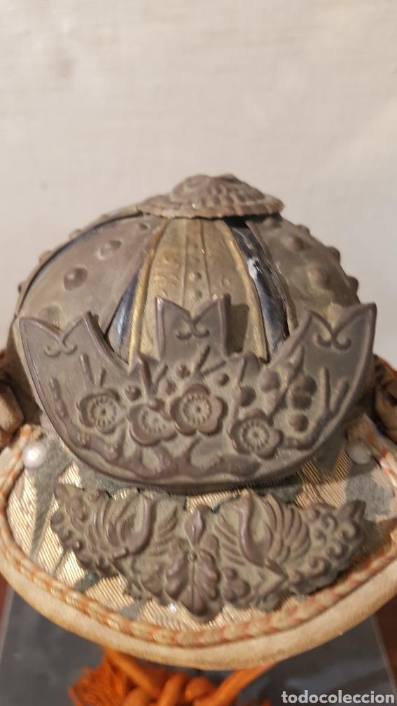 Arte: Tocado samurai S.XIX - Foto 3 - 164611600
