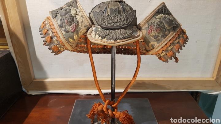 Arte: Tocado samurai S.XIX - Foto 7 - 164611600