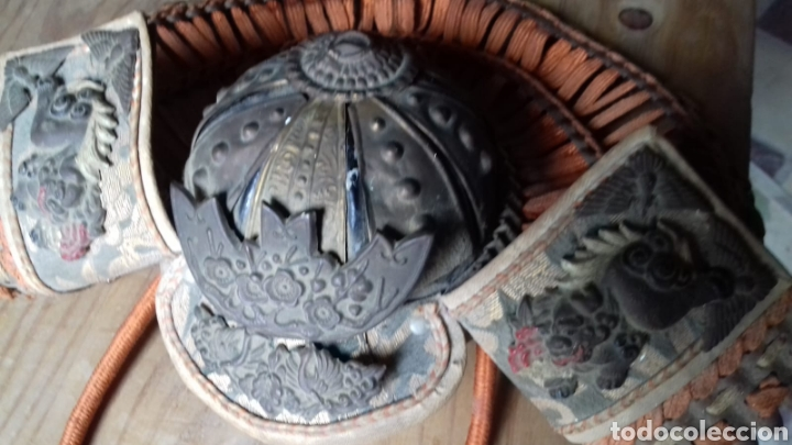 Arte: Tocado samurai S.XIX - Foto 10 - 164611600