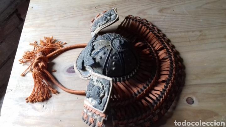 Arte: Tocado samurai S.XIX - Foto 11 - 164611600