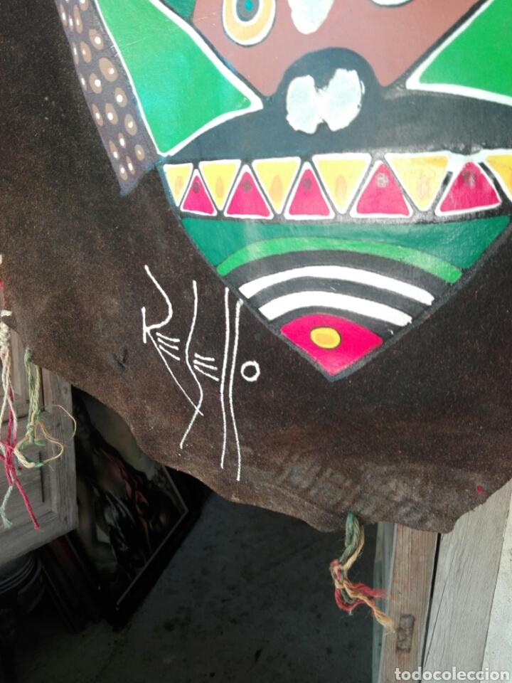 Arte: TOTEM AFRICANO DE GRAN TAMAÑO BURKINA FASO ??? FIRMADO - Foto 6 - 165443669