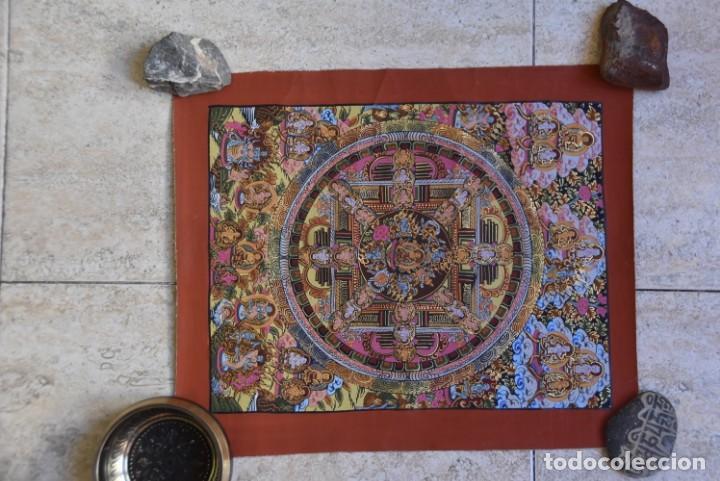 Arte: Thangkas Nepalíes y Tibetanos - Foto 2 - 165825418