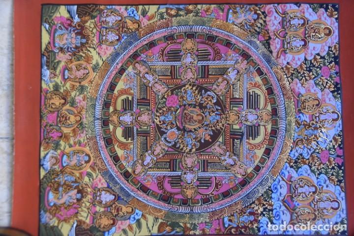 Arte: Thangkas Nepalíes y Tibetanos - Foto 3 - 165825418