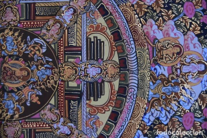 Arte: Thangkas Nepalíes y Tibetanos - Foto 4 - 165825418