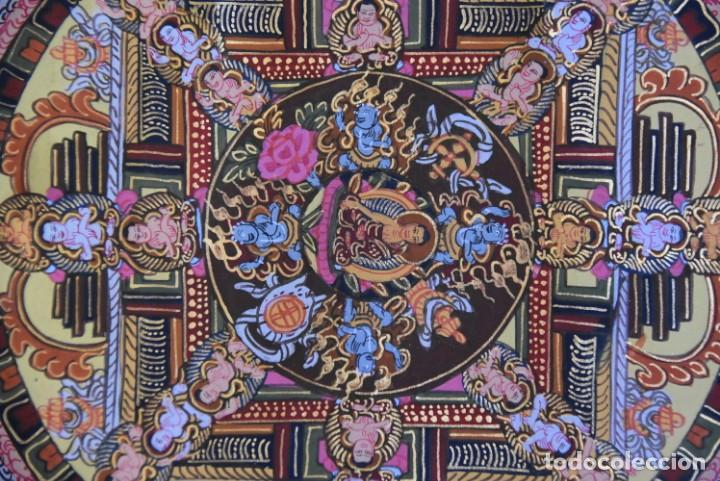 Arte: Thangkas Nepalíes y Tibetanos - Foto 5 - 165825418