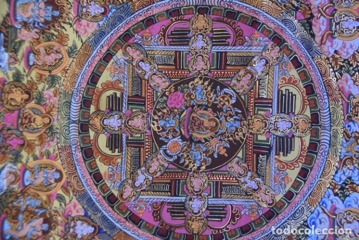 Arte: Thangkas Nepalíes y Tibetanos - Foto 6 - 165825418