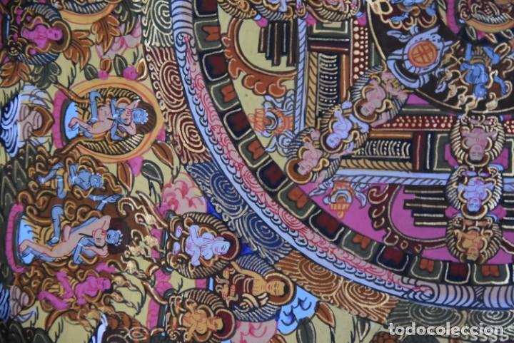 Arte: Thangkas Nepalíes y Tibetanos - Foto 7 - 165825418