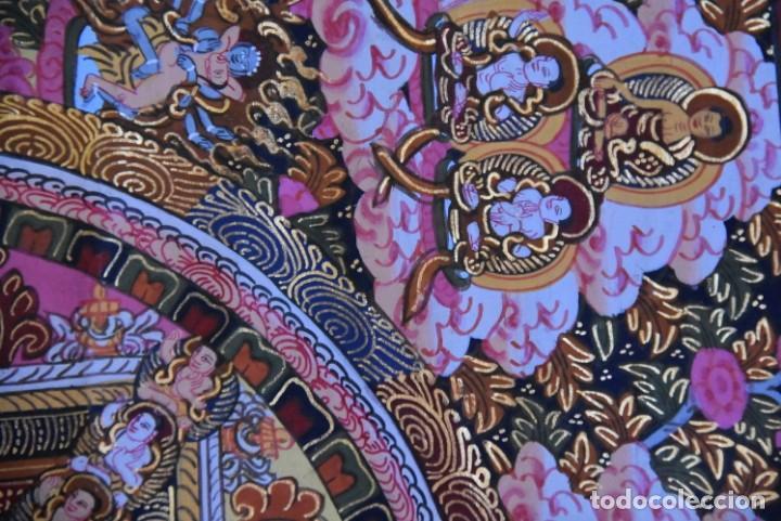 Arte: Thangkas Nepalíes y Tibetanos - Foto 8 - 165825418