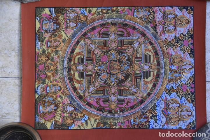 Arte: Thangkas Nepalíes y Tibetanos - Foto 9 - 165825418