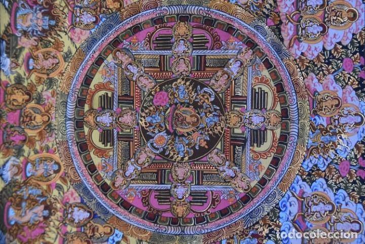 THANGKAS NEPALÍES Y TIBETANOS (Arte - Étnico - Asia)