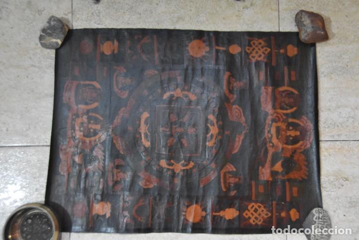 Arte: Thangkas Nepalíes y Tibetanos - Foto 3 - 165827014