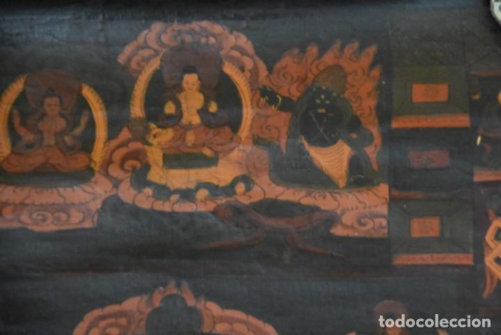 Arte: Thangkas Nepalíes y Tibetanos - Foto 6 - 165827014
