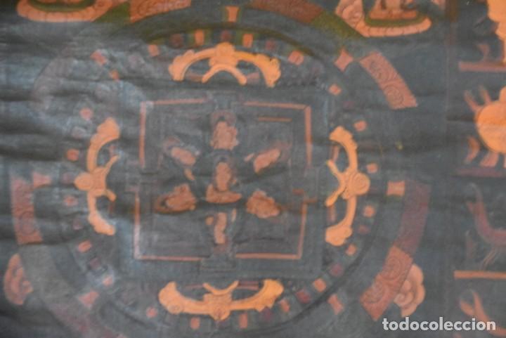 Arte: Thangkas Nepalíes y Tibetanos - Foto 8 - 165827014