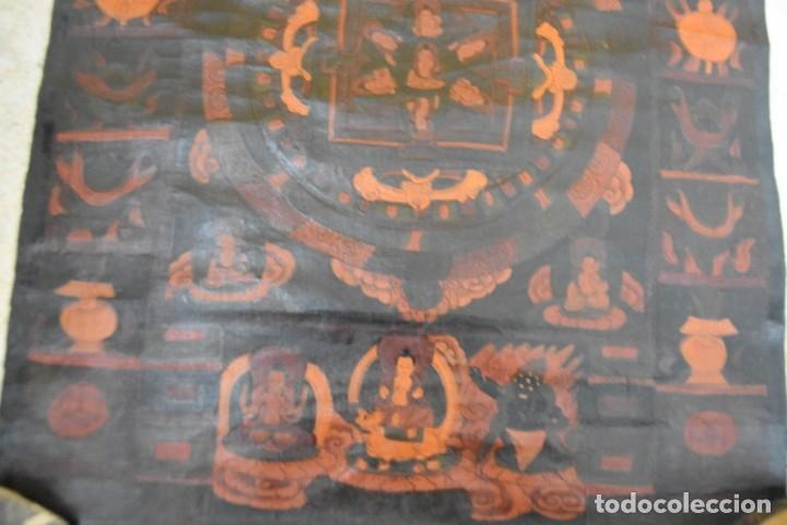 Arte: Thangkas Nepalíes y Tibetanos - Foto 10 - 165827014