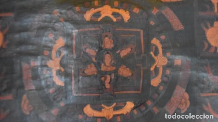 Arte: Thangkas Nepalíes y Tibetanos - Foto 13 - 165827014