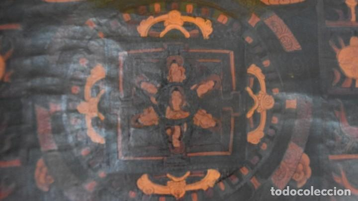Arte: Thangkas Nepalíes y Tibetanos - Foto 14 - 165827014