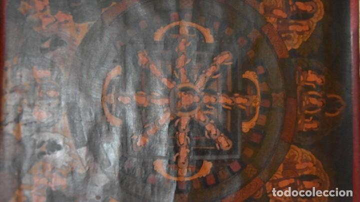 Arte: Thangkas Nepalíes y Tibetanos - Foto 2 - 165827850