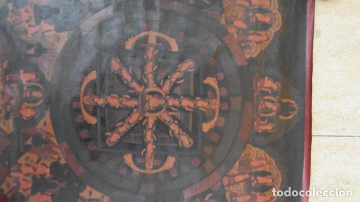 Arte: Thangkas Nepalíes y Tibetanos - Foto 4 - 165827850
