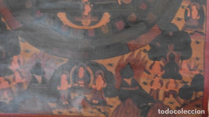 Arte: Thangkas Nepalíes y Tibetanos - Foto 6 - 165827850