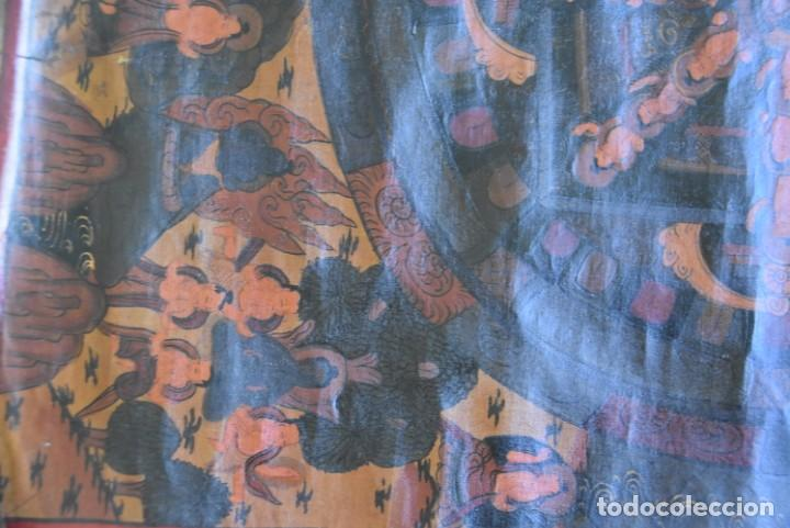 Arte: Thangkas Nepalíes y Tibetanos - Foto 10 - 165827850