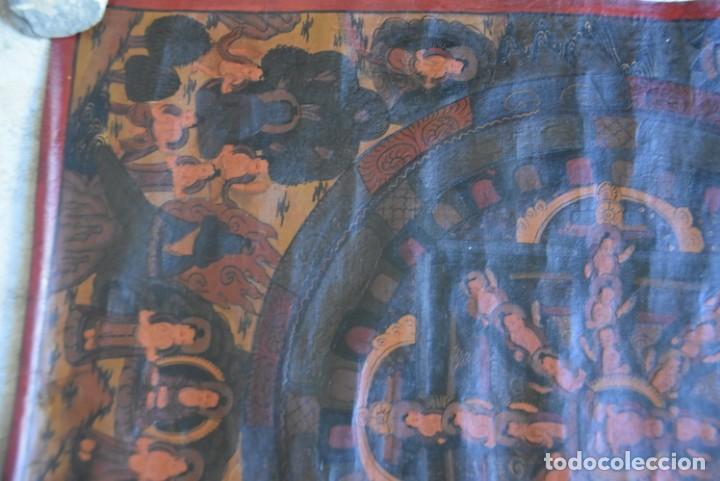 Arte: Thangkas Nepalíes y Tibetanos - Foto 11 - 165827850